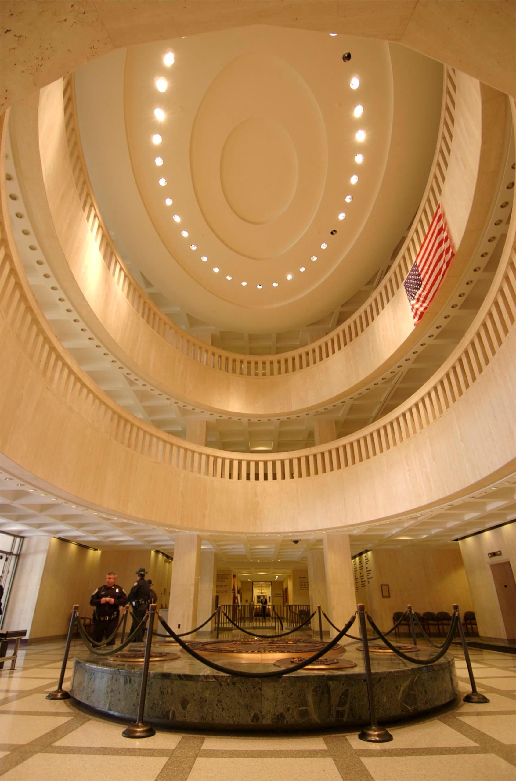 File Florida State Capitol Interior Jpg Wikimedia Commons
