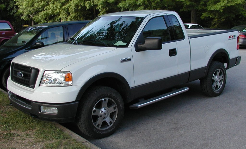 Datei Ford F150 Fx4 2004 Jpg Wikipedia