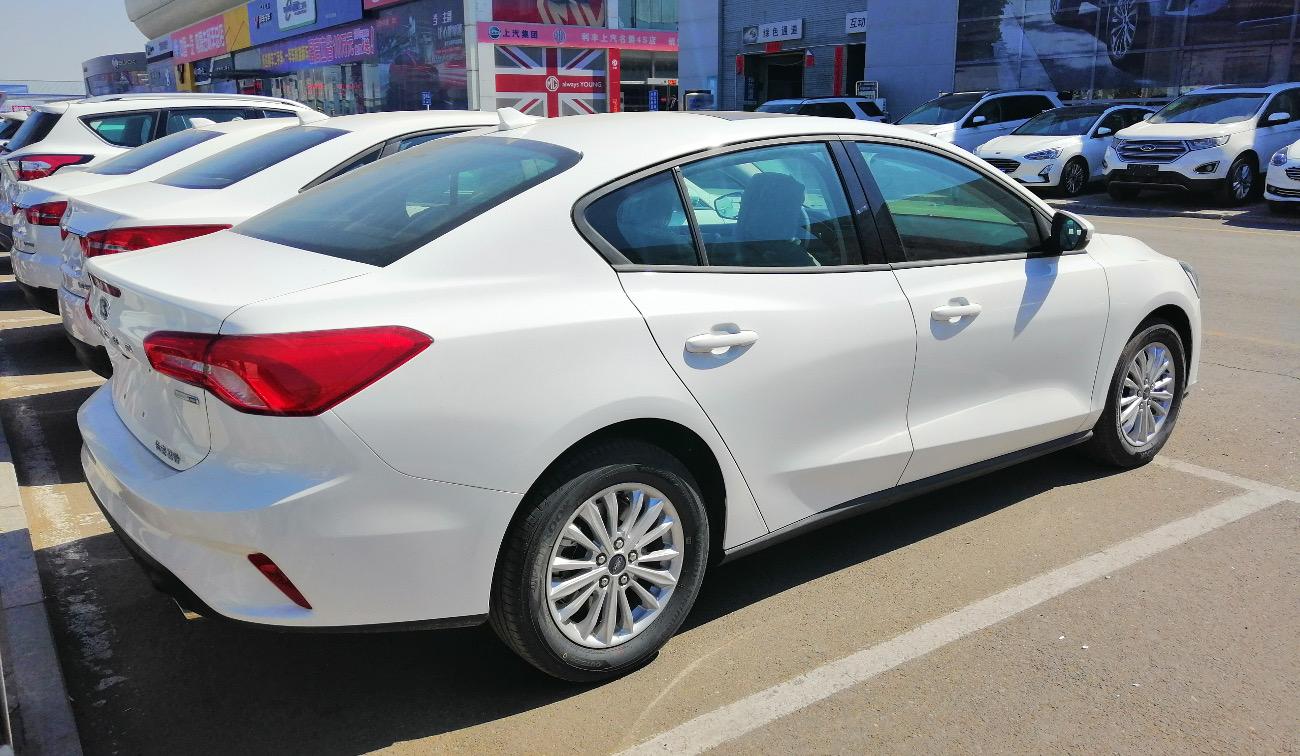 File Ford Focus Iv Sedan 03 China 2019 03 25 Jpg Wikimedia