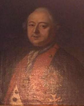 Depiction of Federico II de Hesse-Kassel