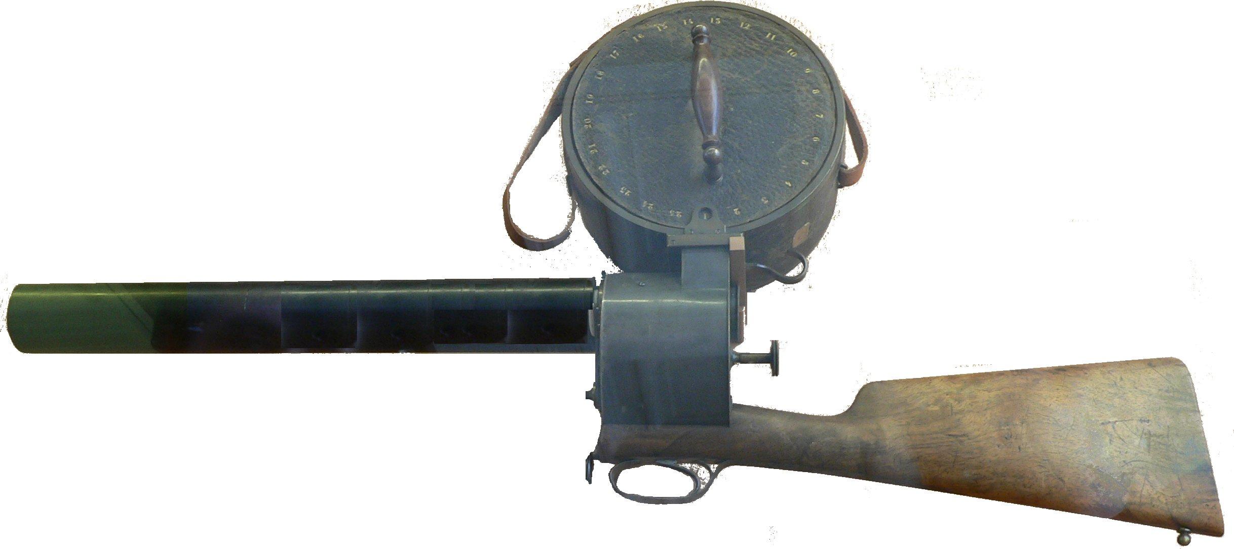 La pistola fotográfica