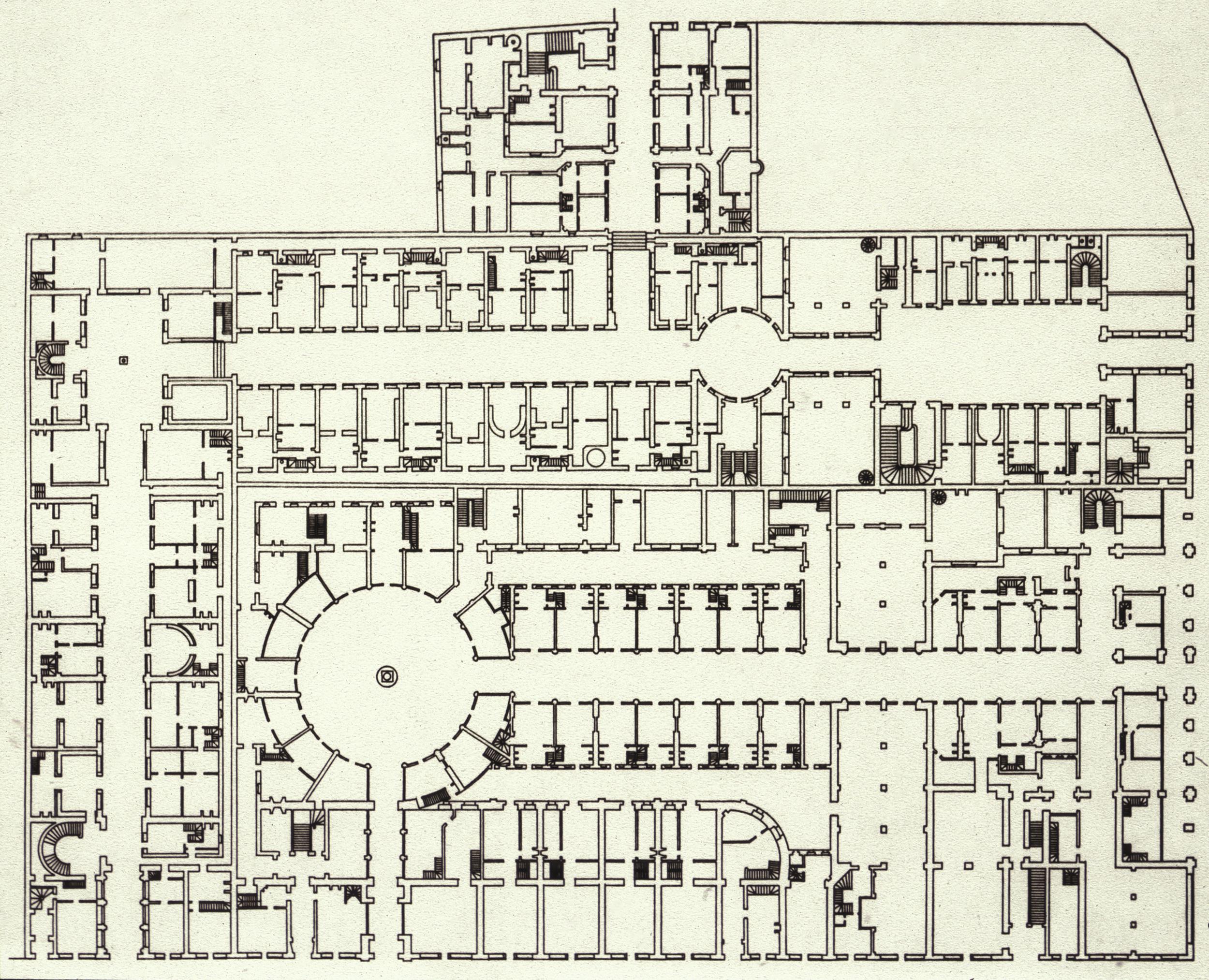 Floor Plans For A Restaurant Kitchen