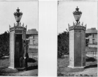 El viajero de Gallifrey Glasgow_police_box_advertisement_1894