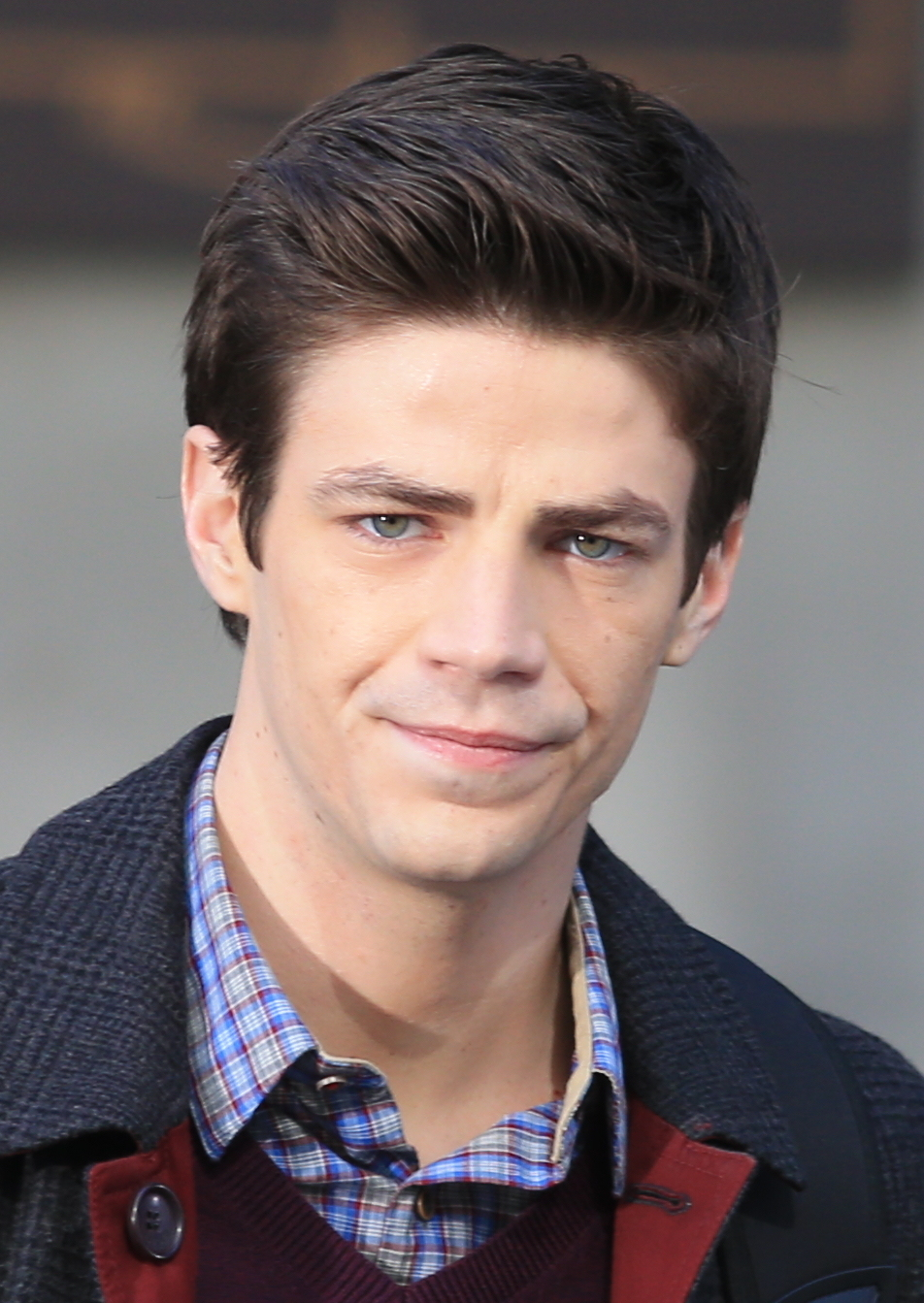Grant Gustin Simple English Wikipedia The Free Encyclopedia