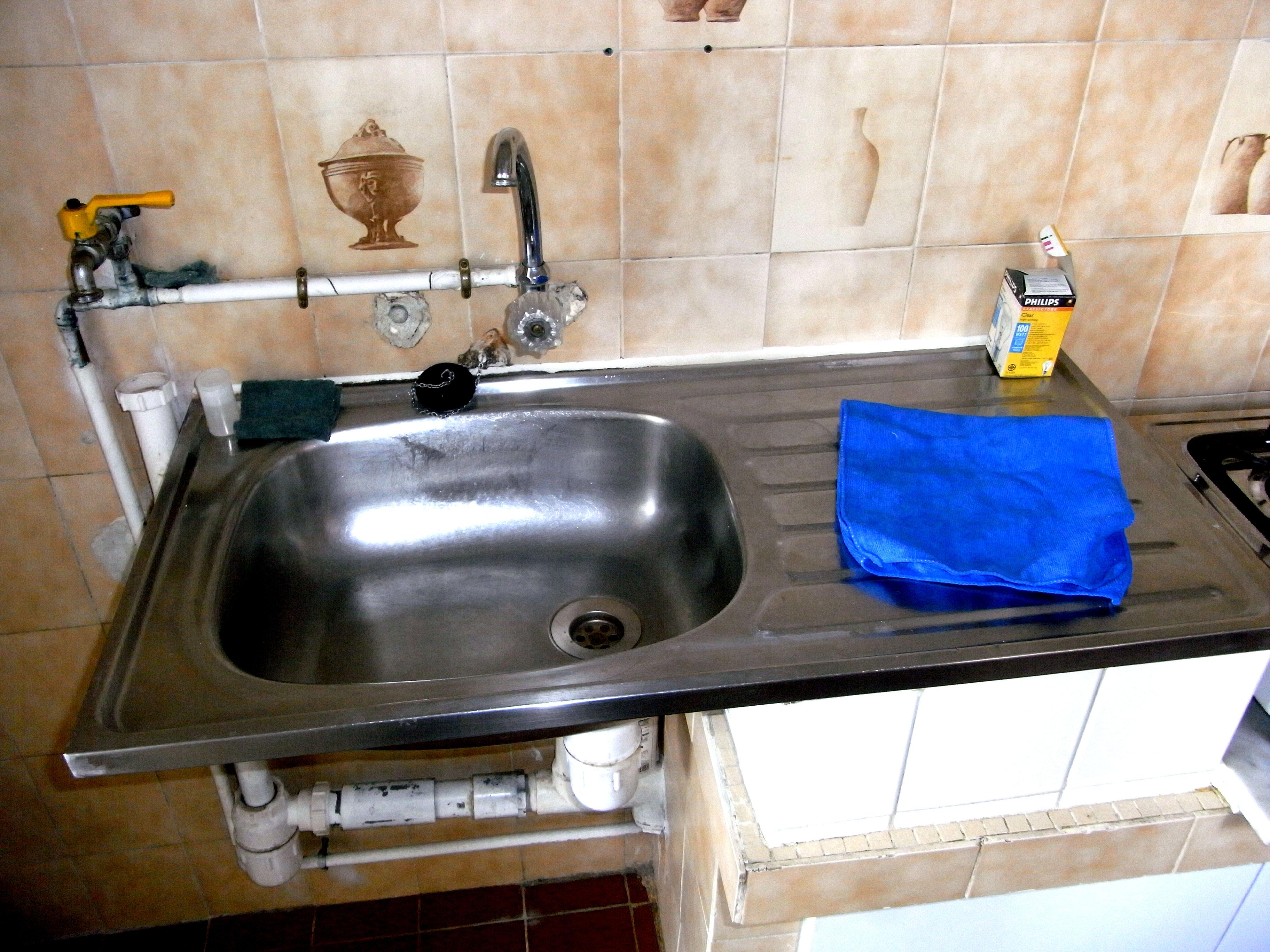 Is Kitchen Sink Water Safe To Drink