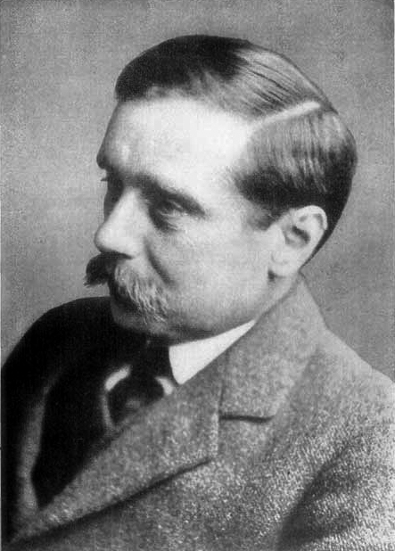H.G. Wells is our Gentleman of the Day