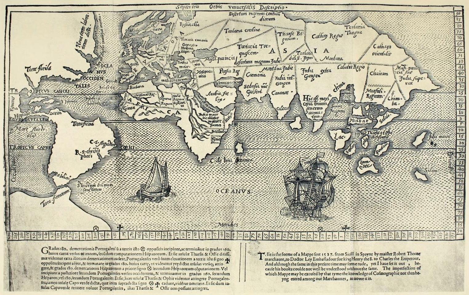 File:Hakluyt edition of Thorne's map of 1527.jpg