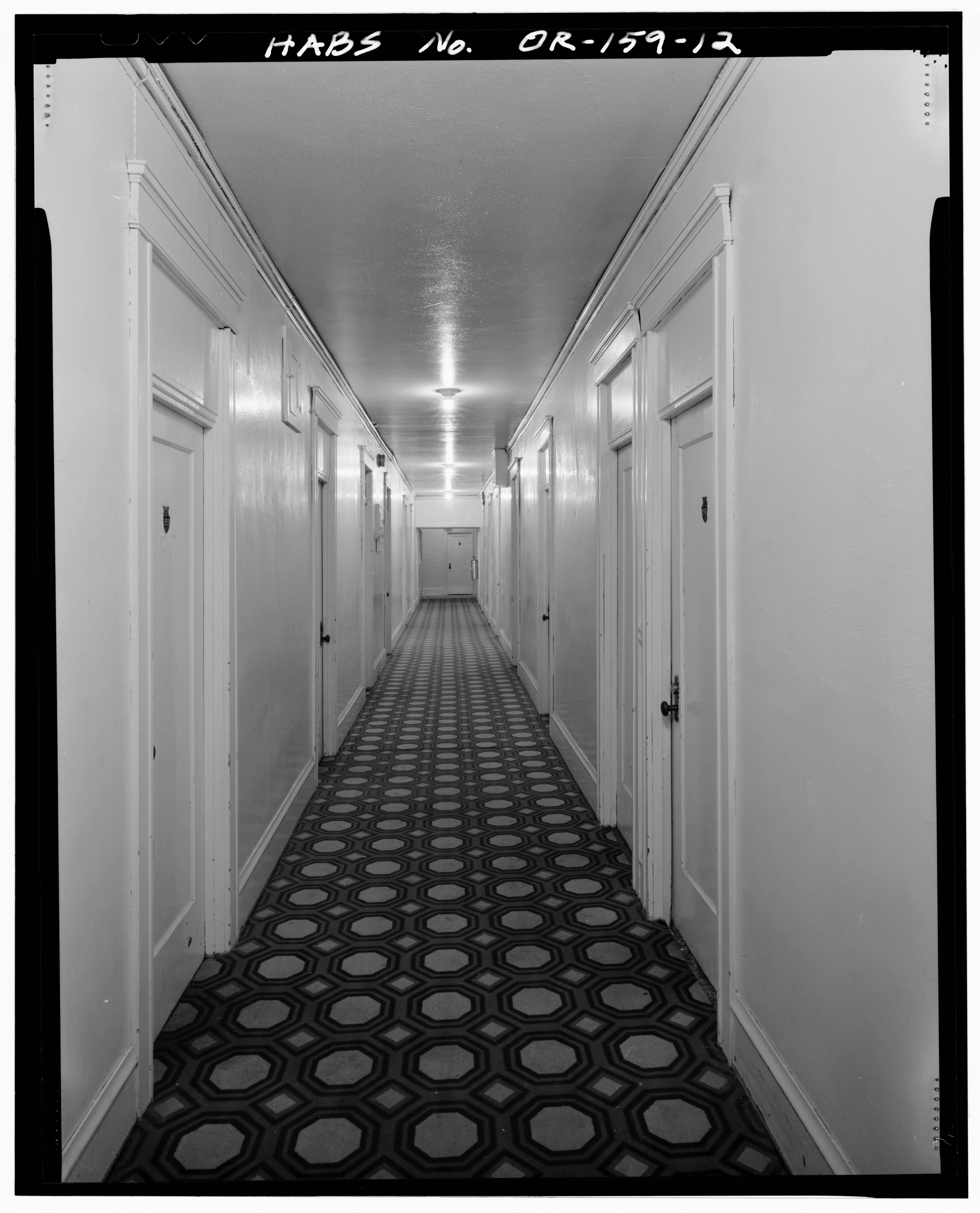 Hamilton Hotel Rooms
