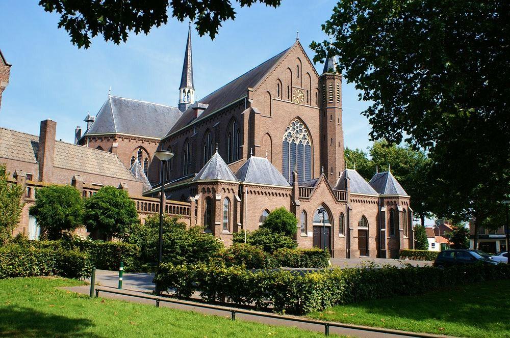 Heilig Hartkerk (Oss) - Wikipedia