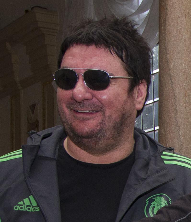 Álvaro Henríquez en México en 2016