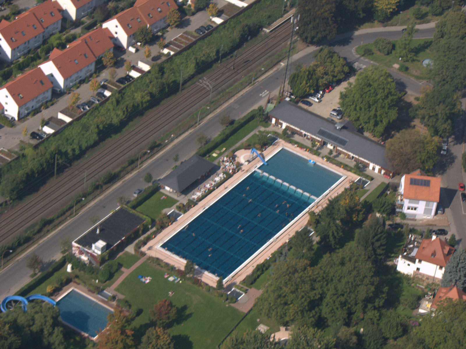 Schwimmbad Pool, Spa,