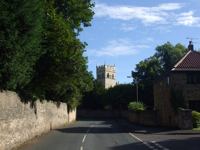 High Street, Campsall - geograph.org.uk - 1466498