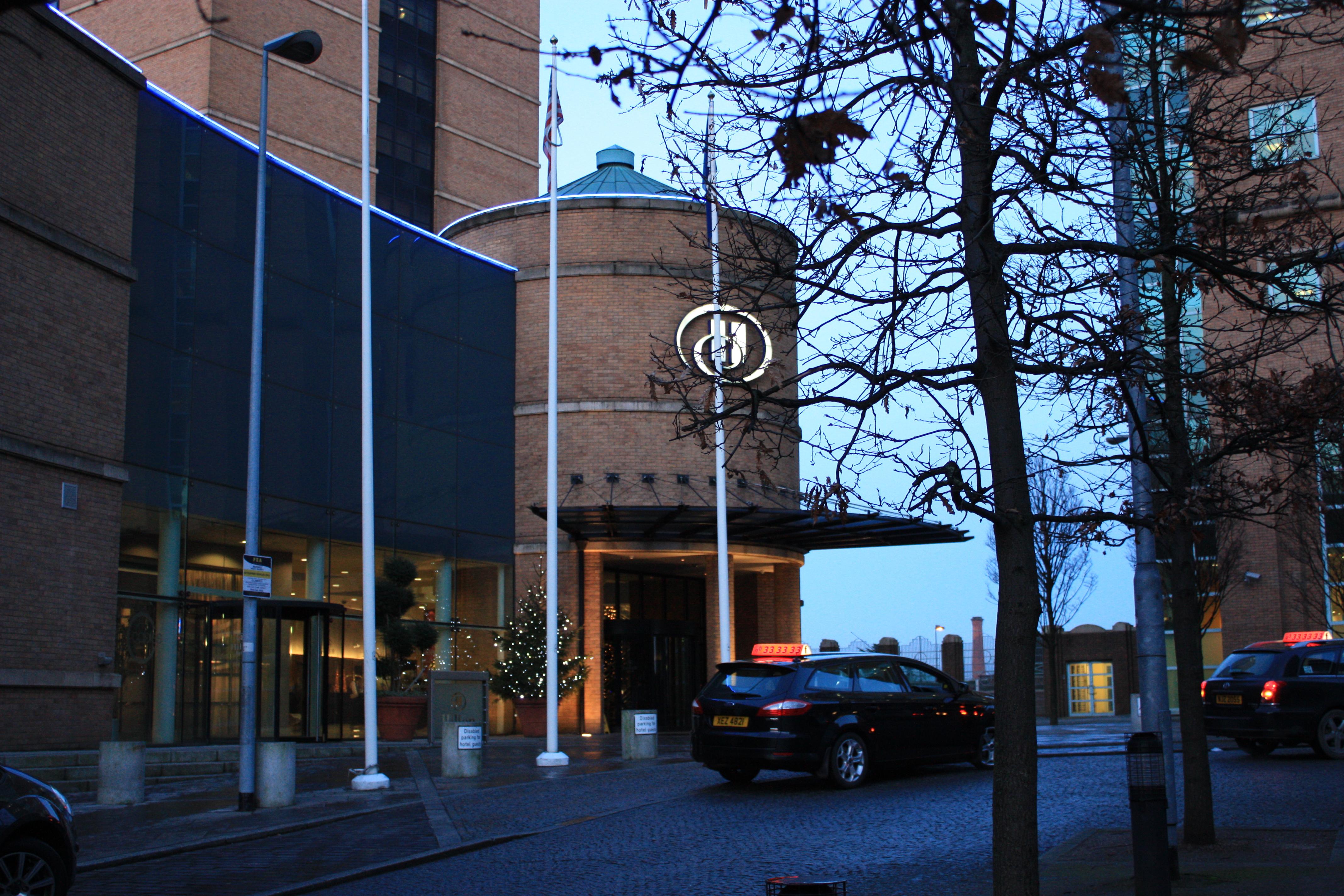 Hilton Belfast Hotel Northern Ireland
