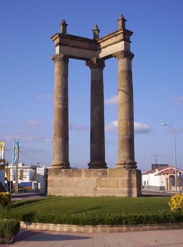 Columnas de Ciudad Rodrigo