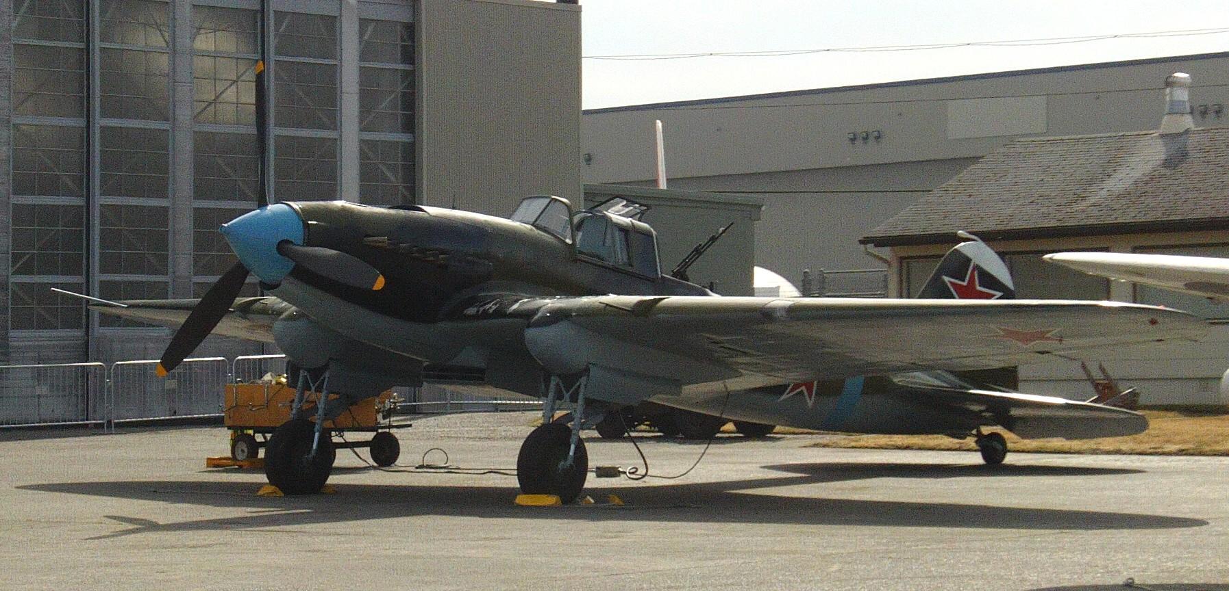 Ilyushin_Il-2m3_Shturmovik_-_Paine_Field