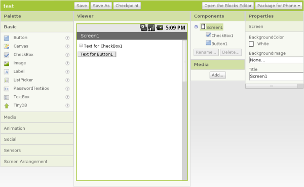 File:Interfície App Inventor png - Wikimedia Commons