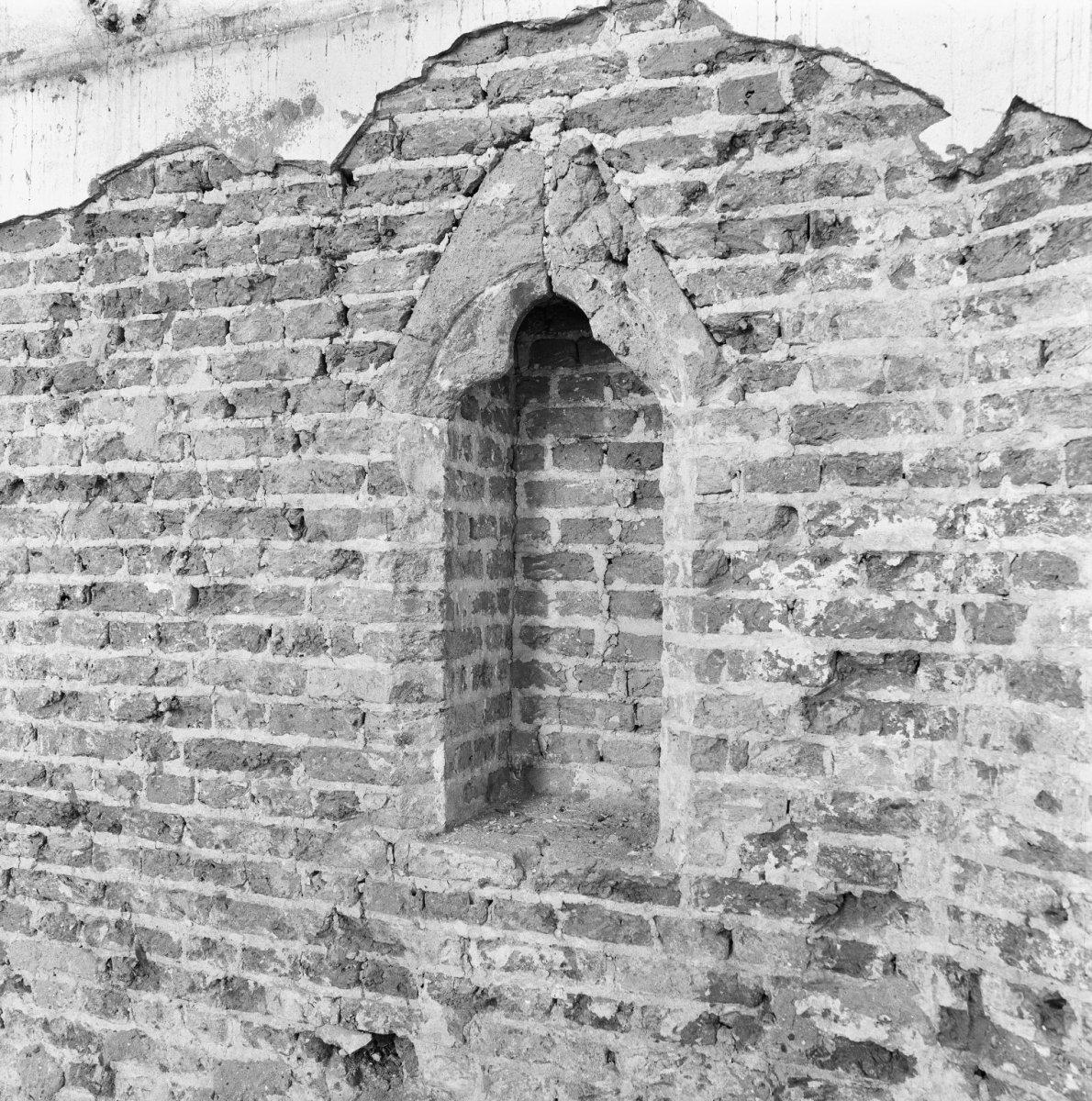 File interieur noord oost hoek koor tijdens restauratie for Binnen interieur
