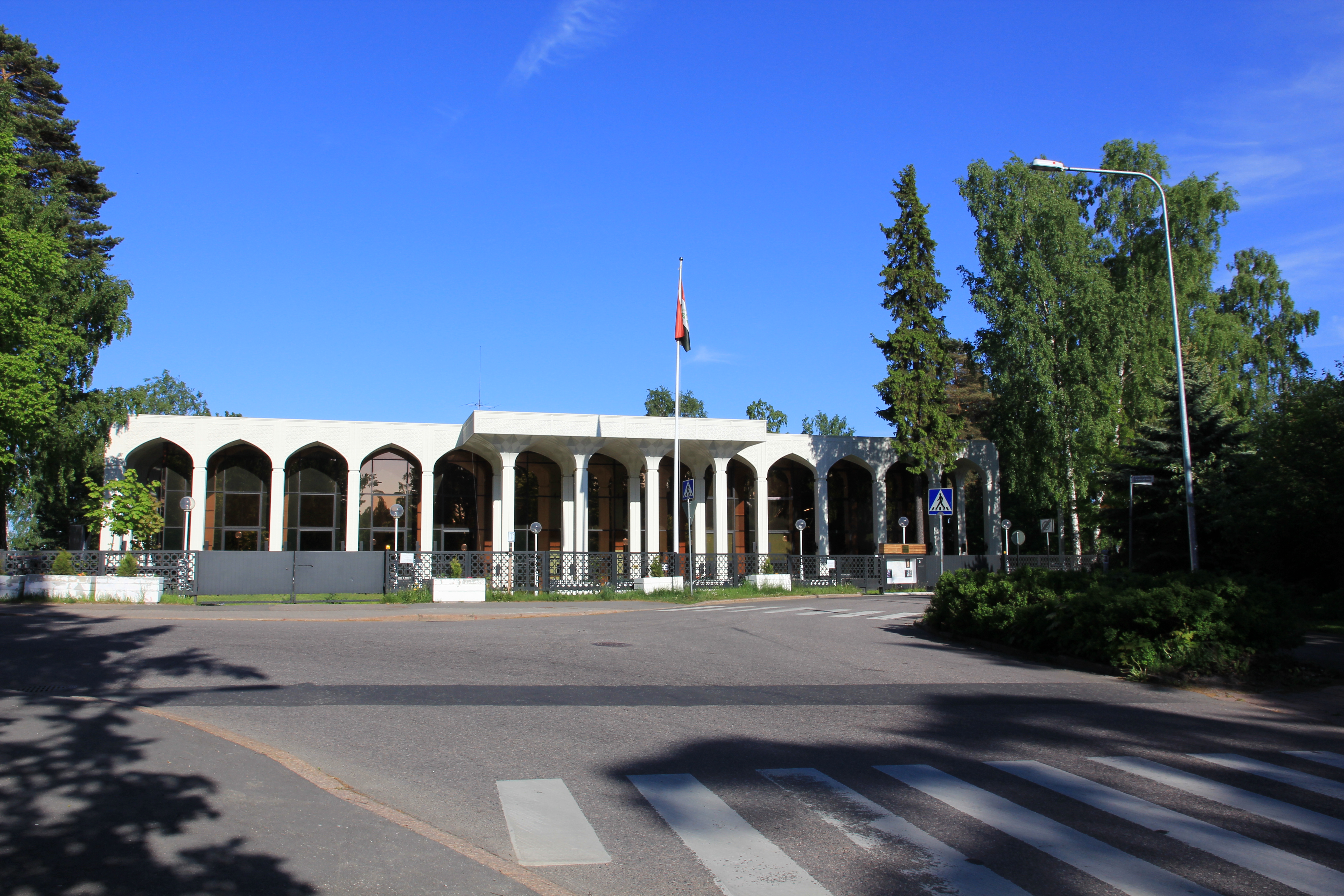Yhdysvaltain Suurlähetystö Helsinki