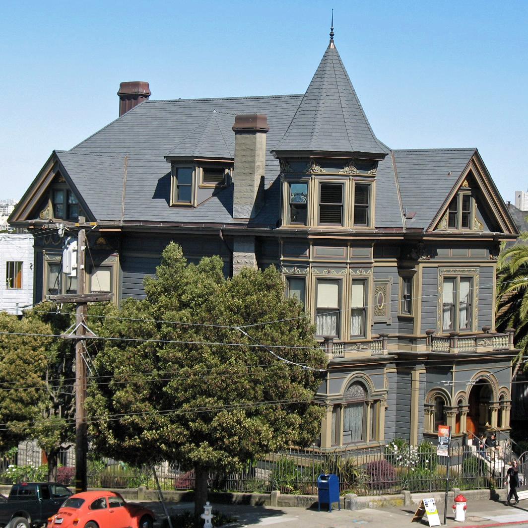 File john spencer house san francisco jpg wikimedia for Home in san francisco