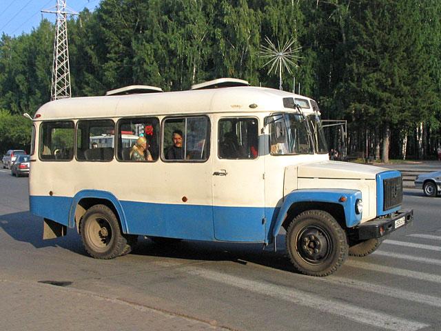 автобус КАвЗ-397620 на