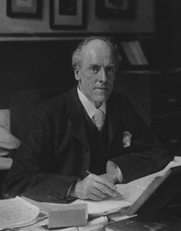 image of Karl Pearson