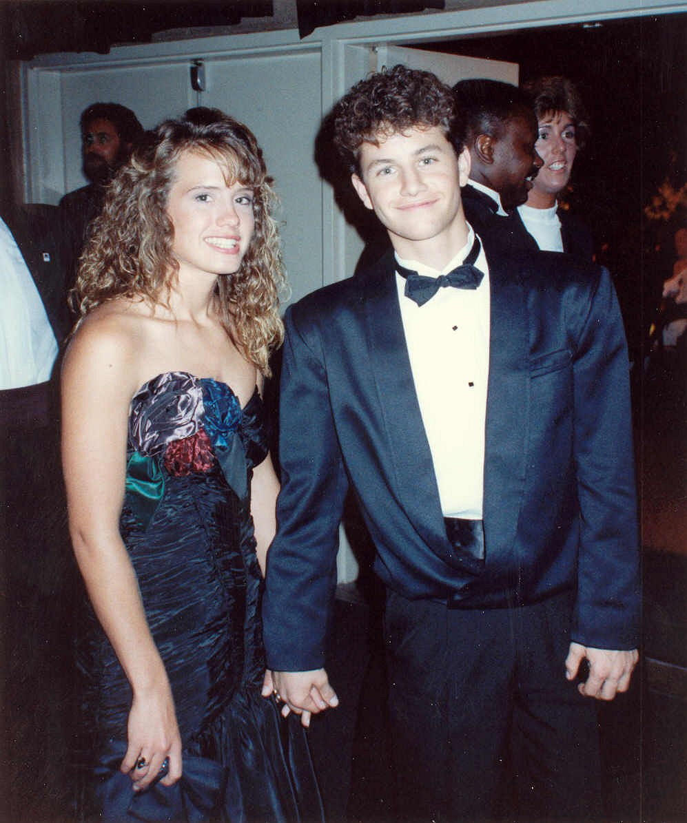 Candace Cameron Bure Wikipedia >> File:Kirk Cameron at the 41st Emmy Awards.jpg - Wikimedia Commons