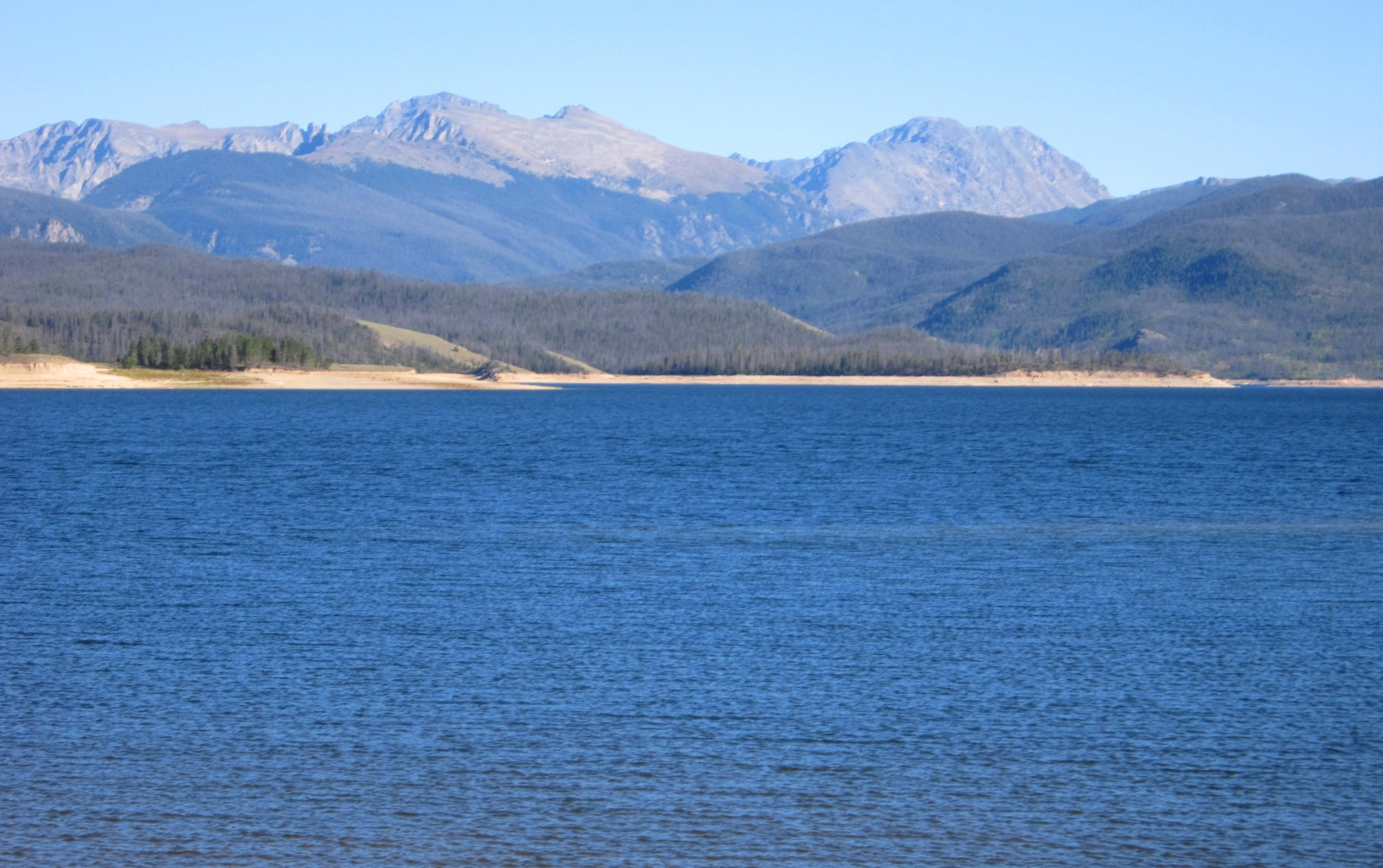 Lake granby wikiwand for Lake granby fishing report