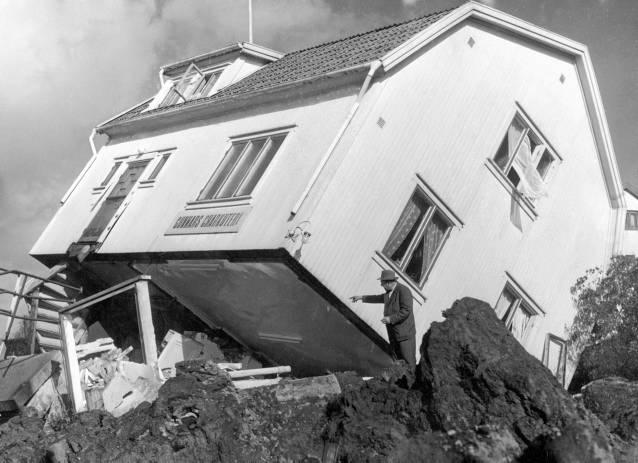 Construction practices for landslides