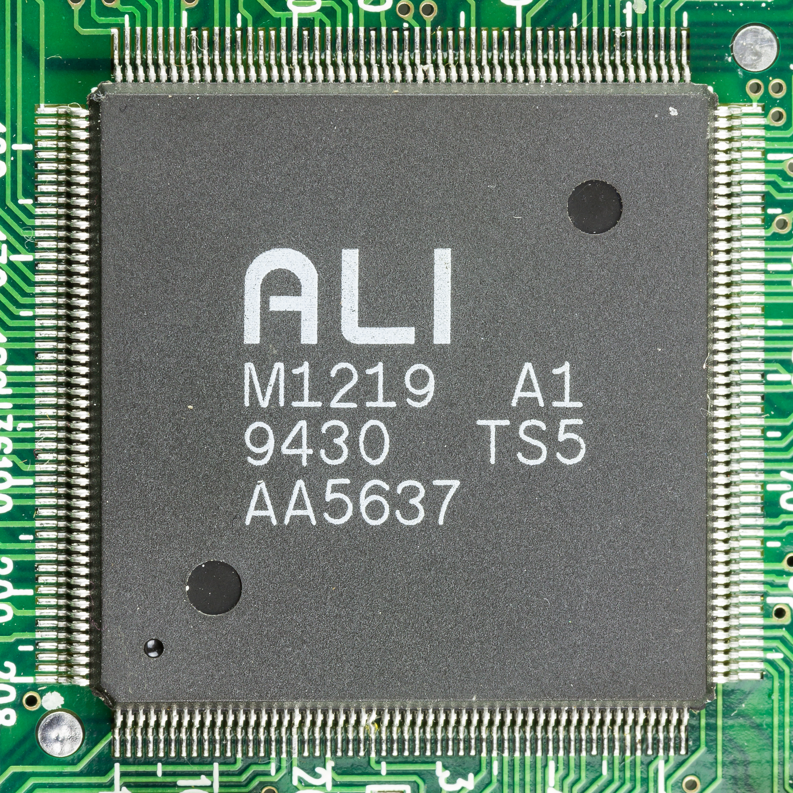 File:Laptop Acrobat Model NBD 486C, Type DXh2 - ALi M1219 on ...