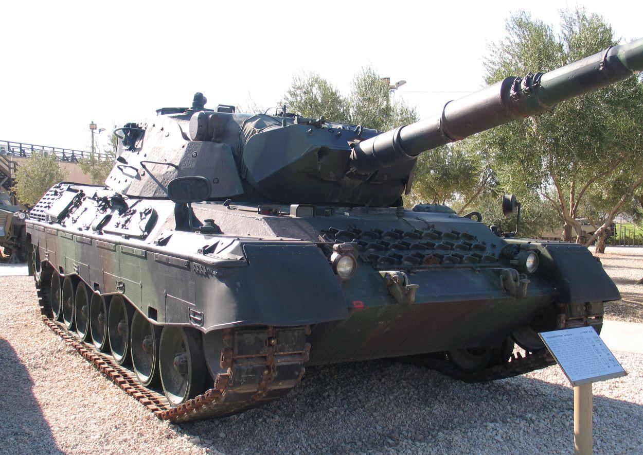 Leopard 1 wikipedia for Ariete evo 2 in 1