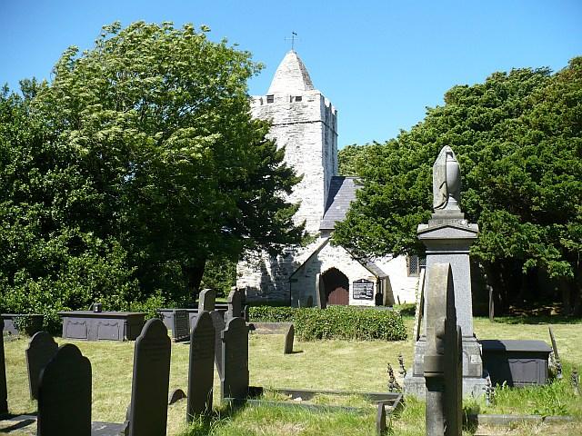 llanfechell parish church - geograph.org.uk - 867608.jpg