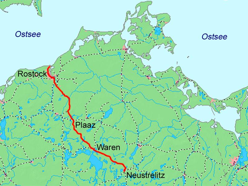 NeustrelitzWarnemnde railway Wikipedia