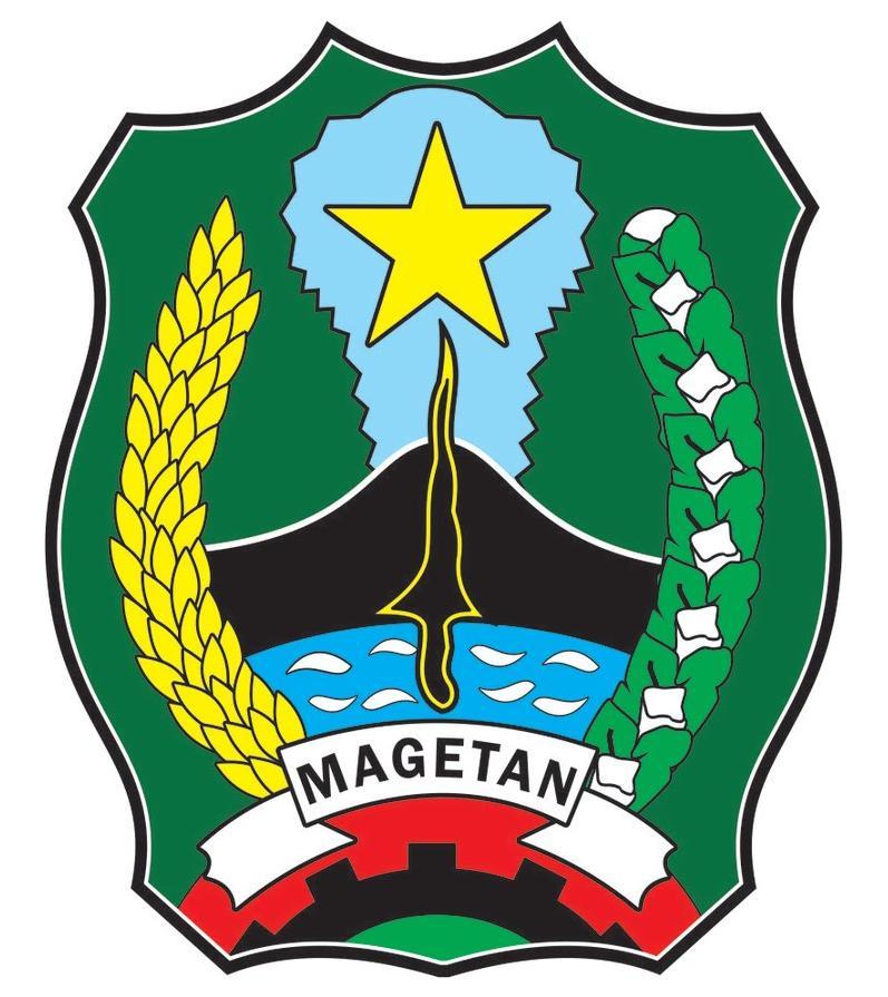 Hasil gambar untuk logo kab magetan