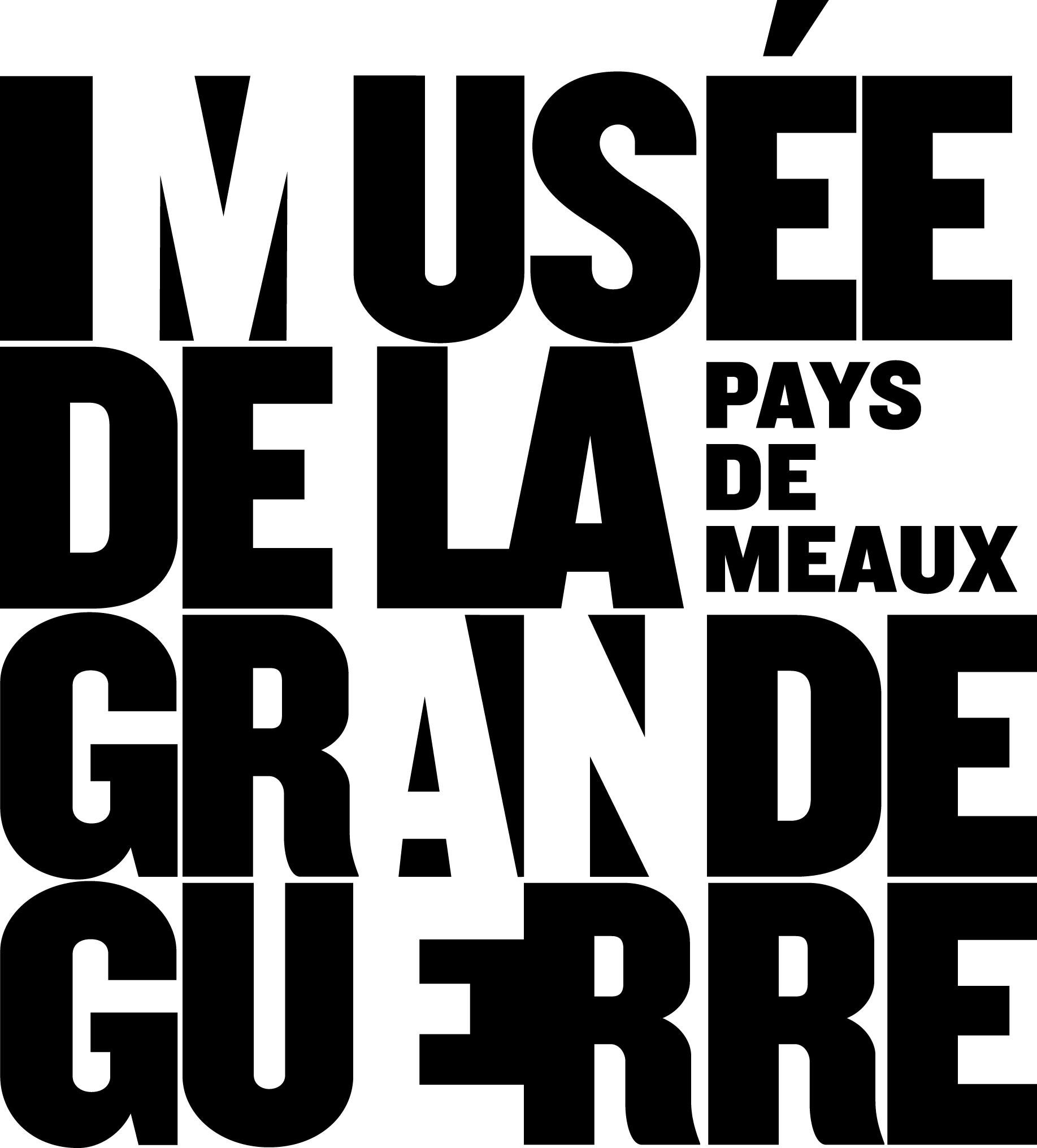 Description logo musée de la grande guerre du pays de meaux