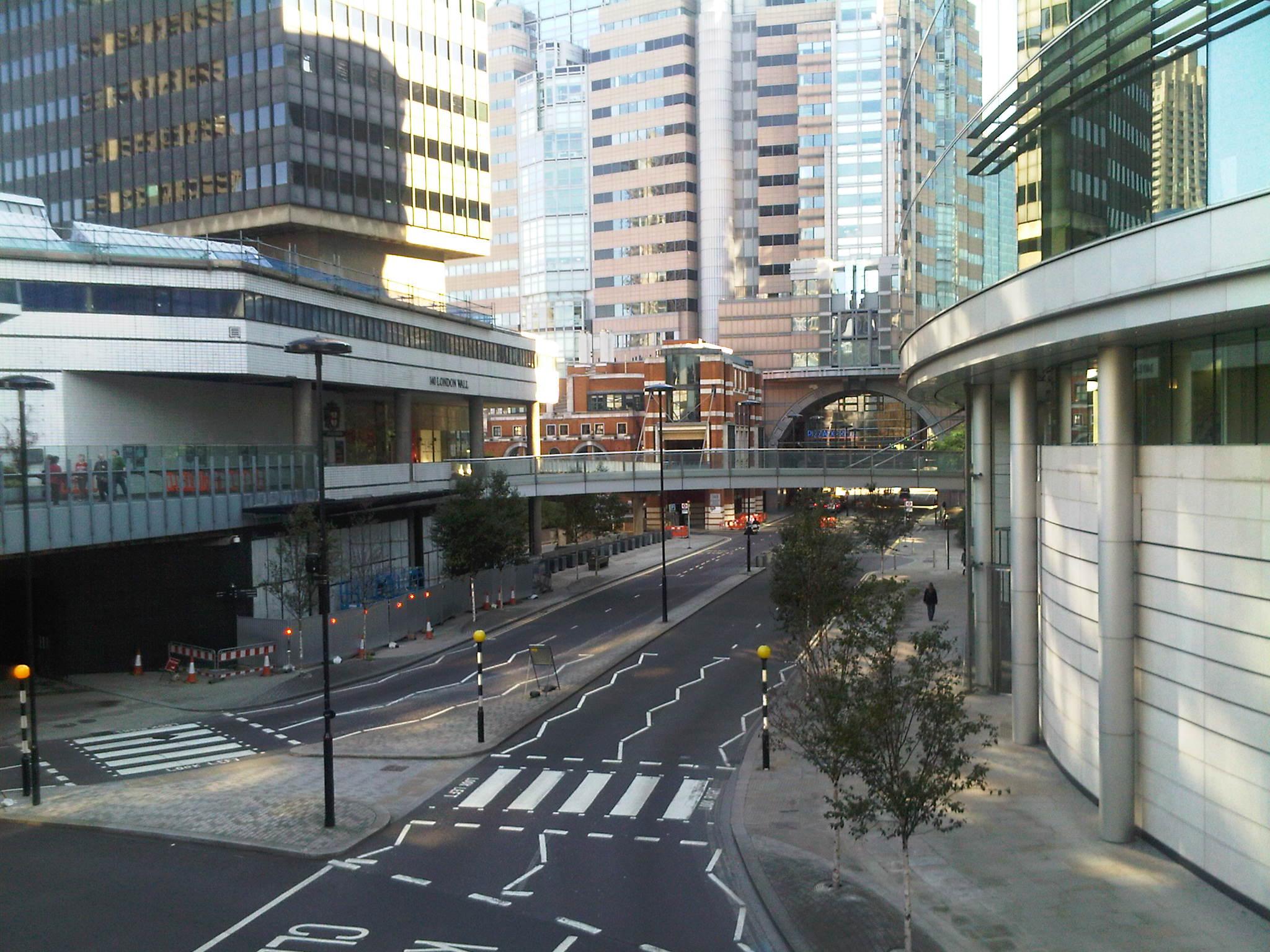 Wall street forex london