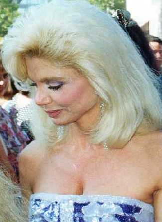 loni anderson see through photos