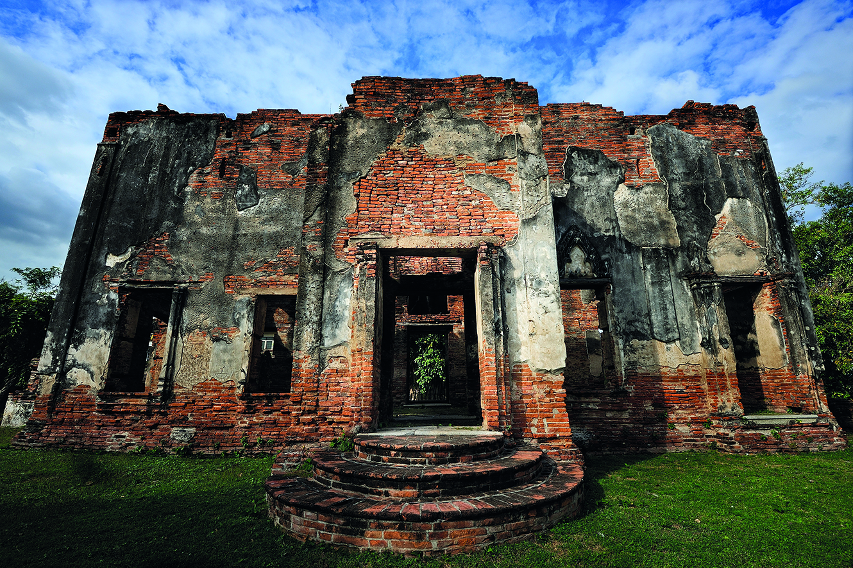 [Chia sẻ] Khám phá du lịch WICHAYEN HOUSE, Lopburi, Thái Lan