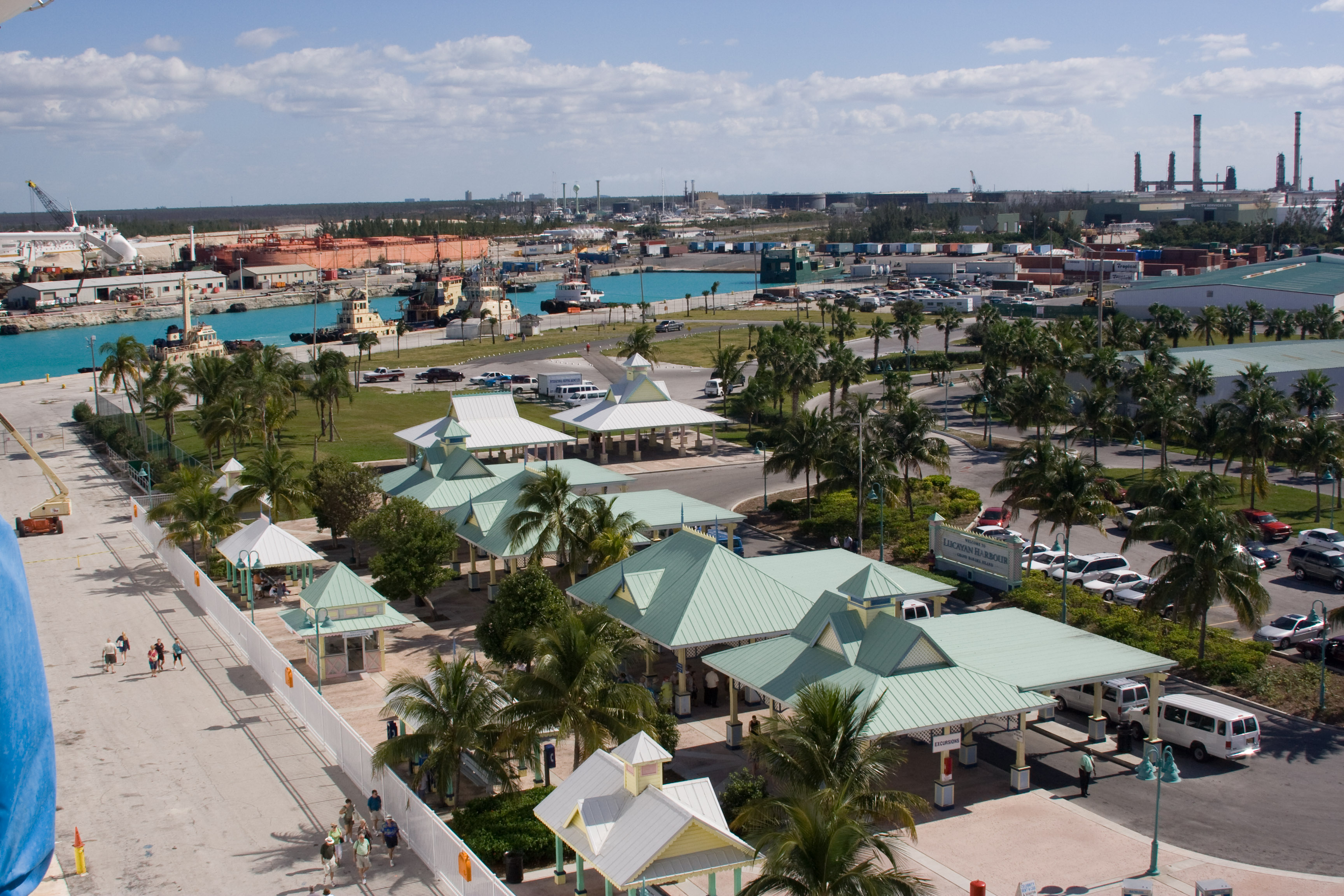 map of freeport bahamas cruise port Freeport Bahamas Wikipedia map of freeport bahamas cruise port
