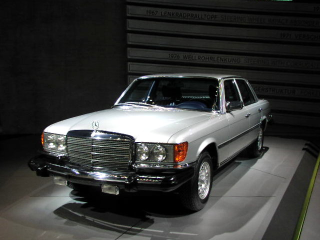 File mhv mb w116 300sd 1980 wikimedia commons for 1980 mercedes benz 300sd