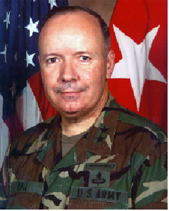 James W. Ball United States Army officer