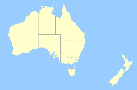 FileMap Of Australia And New Zealand Colouredpng Wikimedia Commons - Map of australia and new zeland