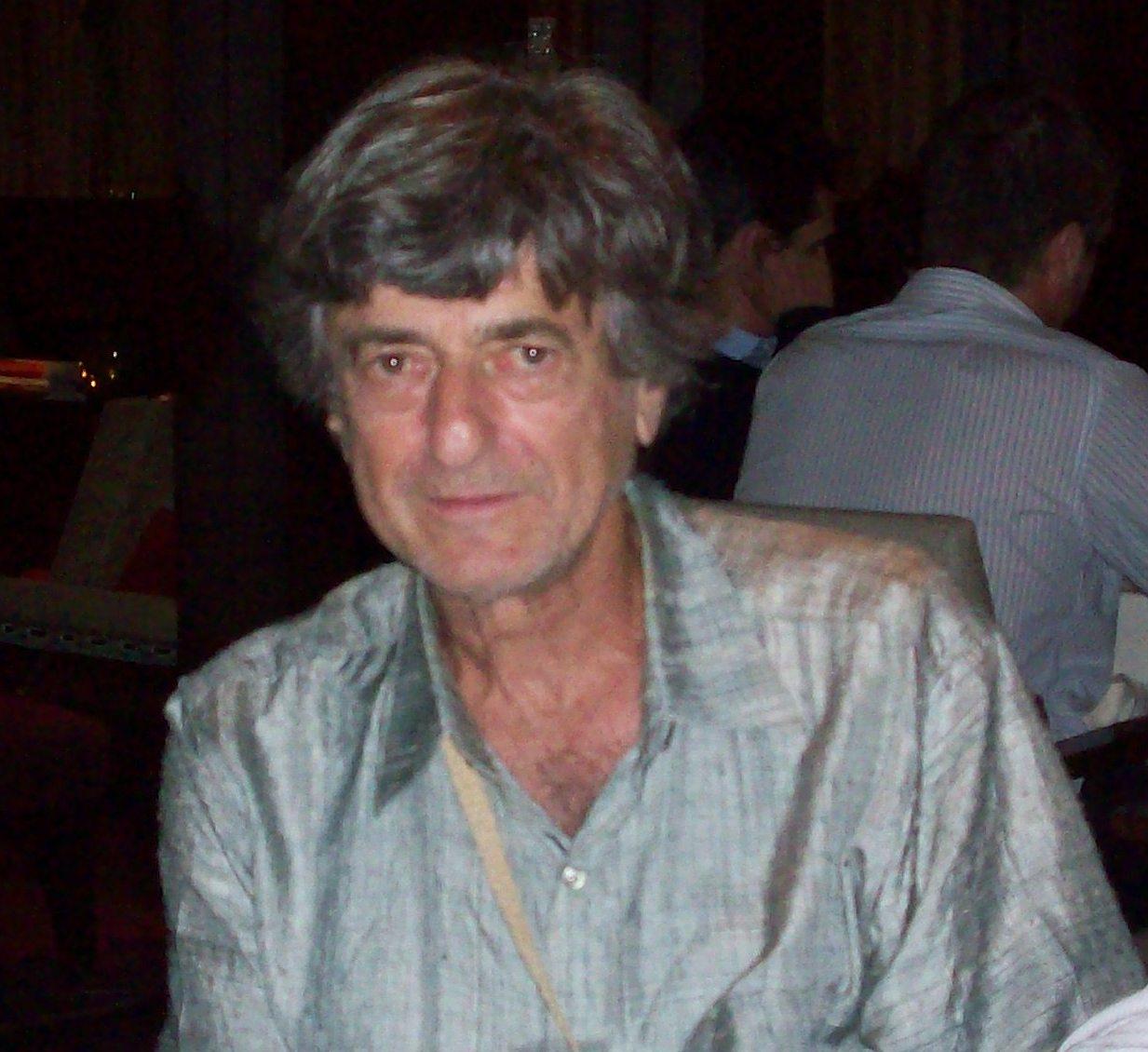 Michael Shub in April 2012