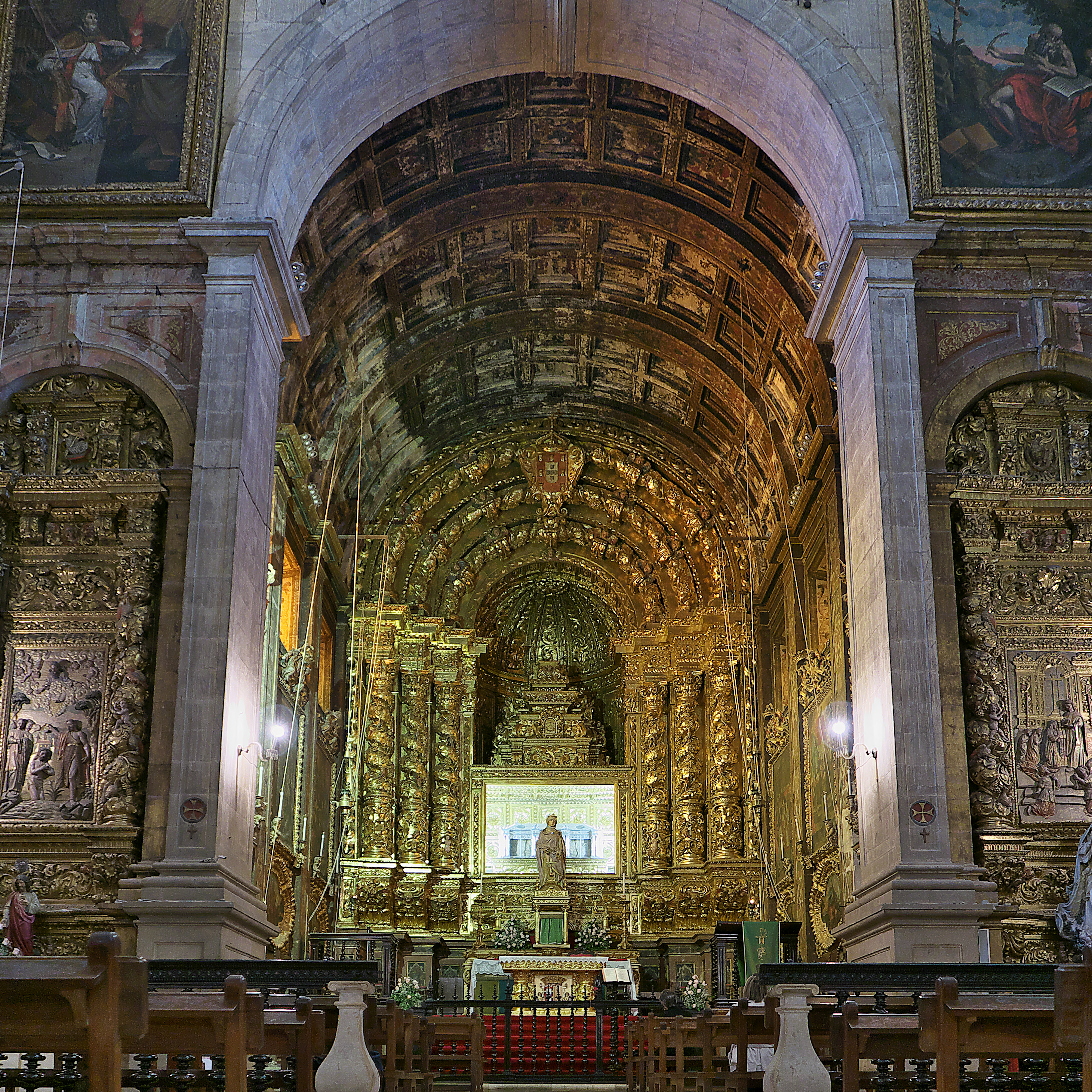 File Monasterio De Santa Clara La Nueva Coimbra Iglesia Jpg Wikimedia Commons