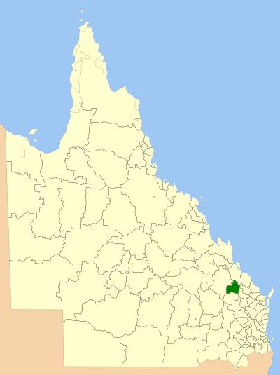 Shire of Monto - Wikipedia
