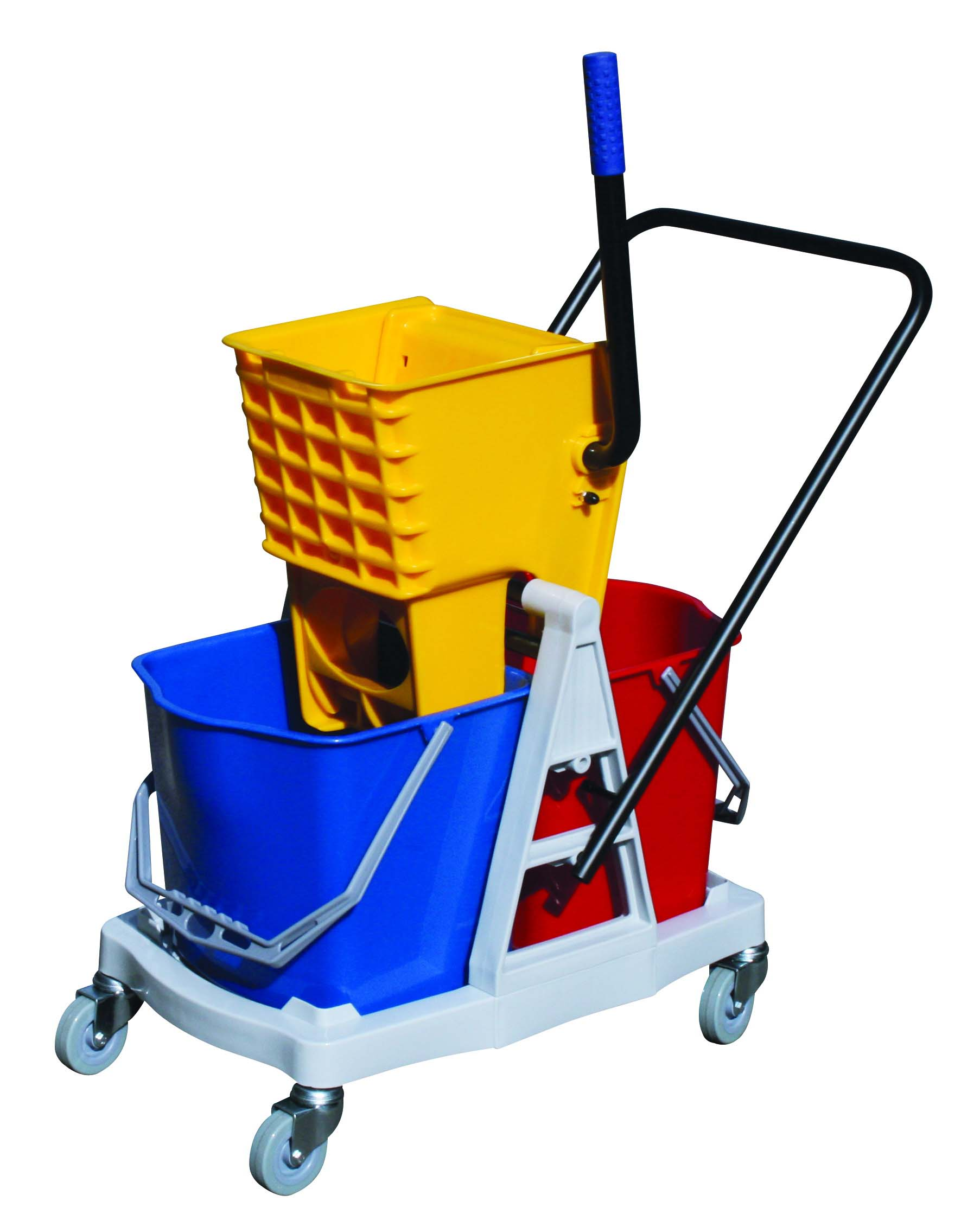 Mop bucket cart