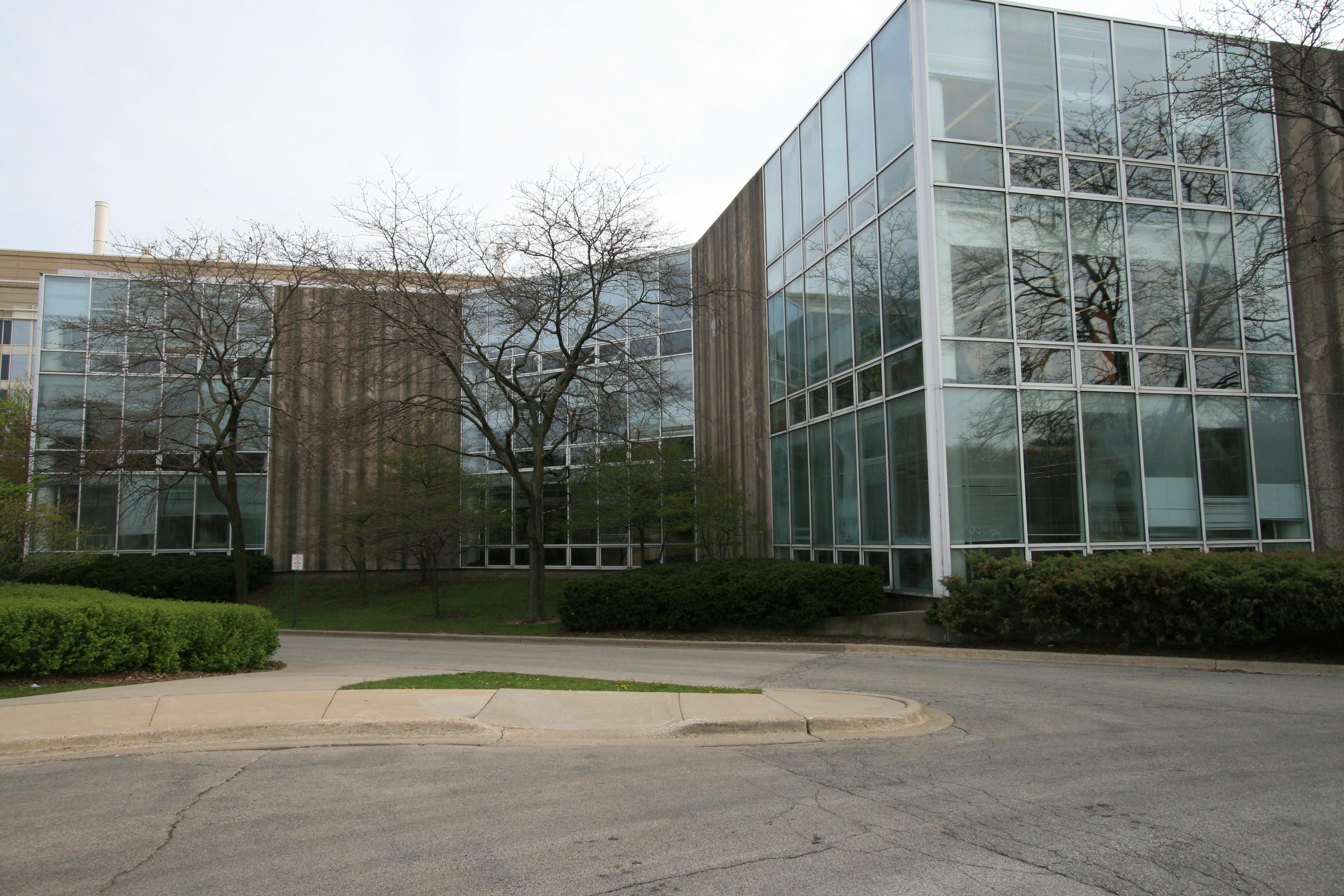 Northwestern Mudd Library Room Reservation