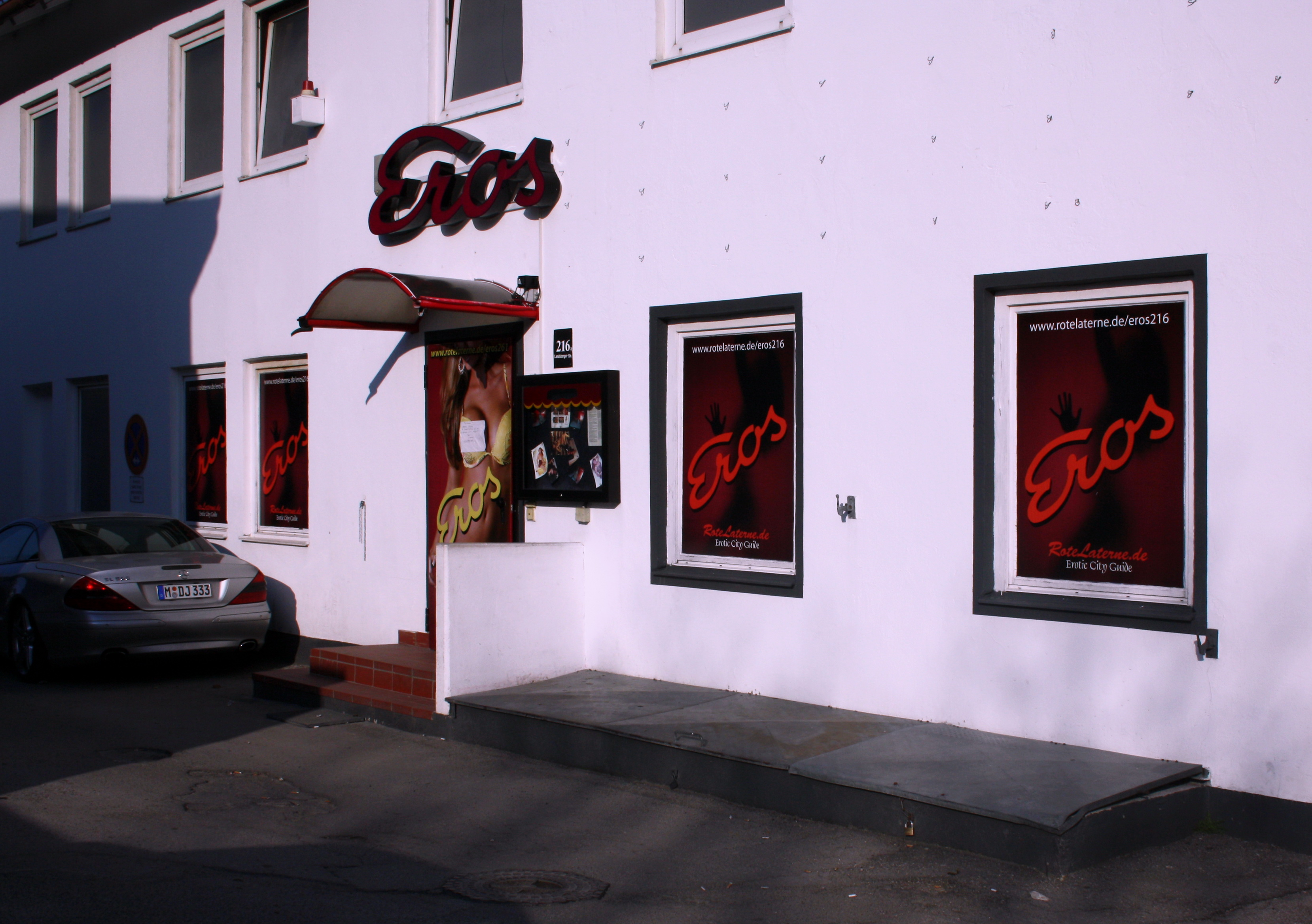 Eros center germany