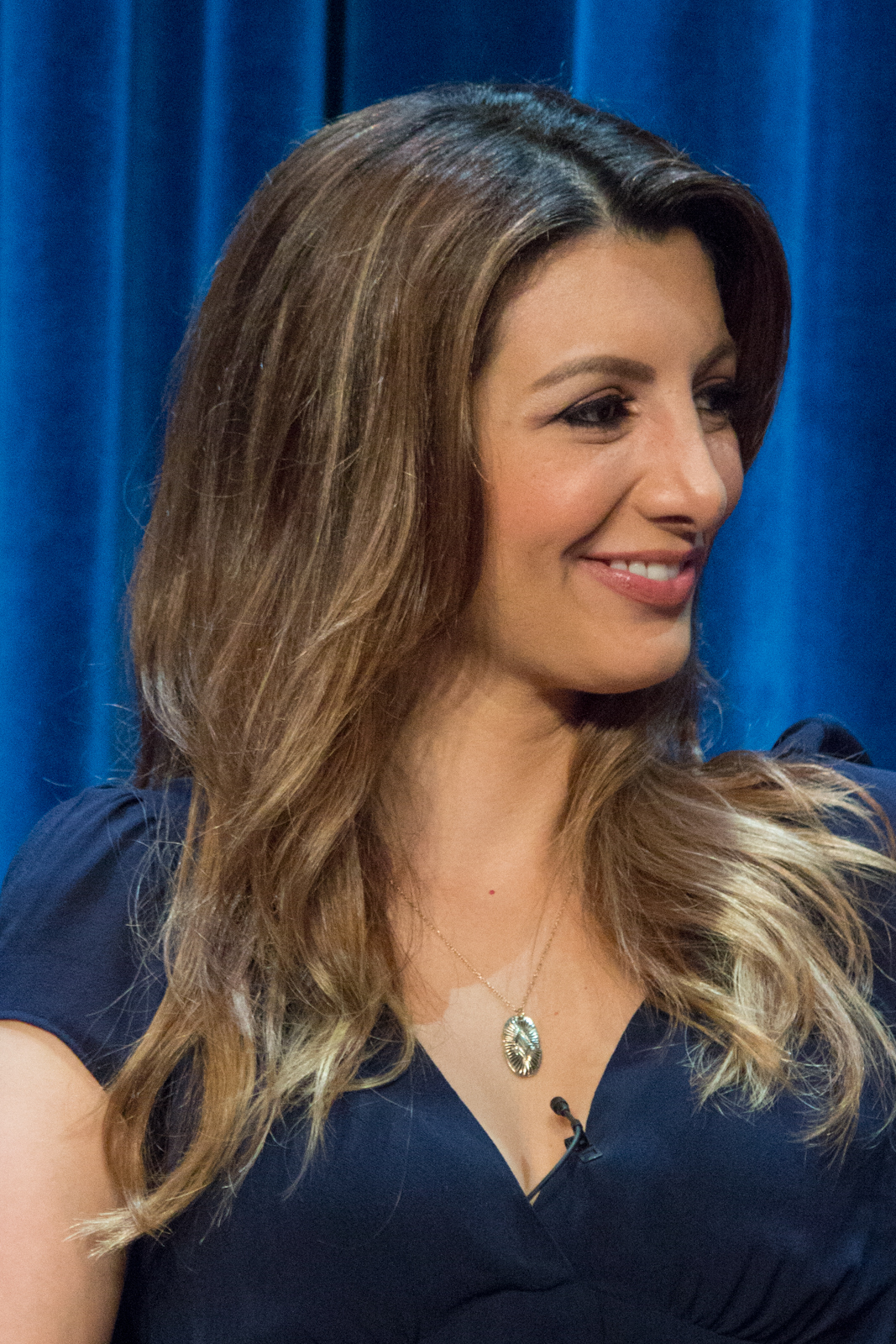 nasim pedrad leaves snl