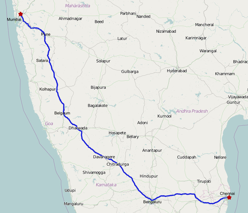FileNational Highway Indiapng Wikimedia Commons - Adoni map