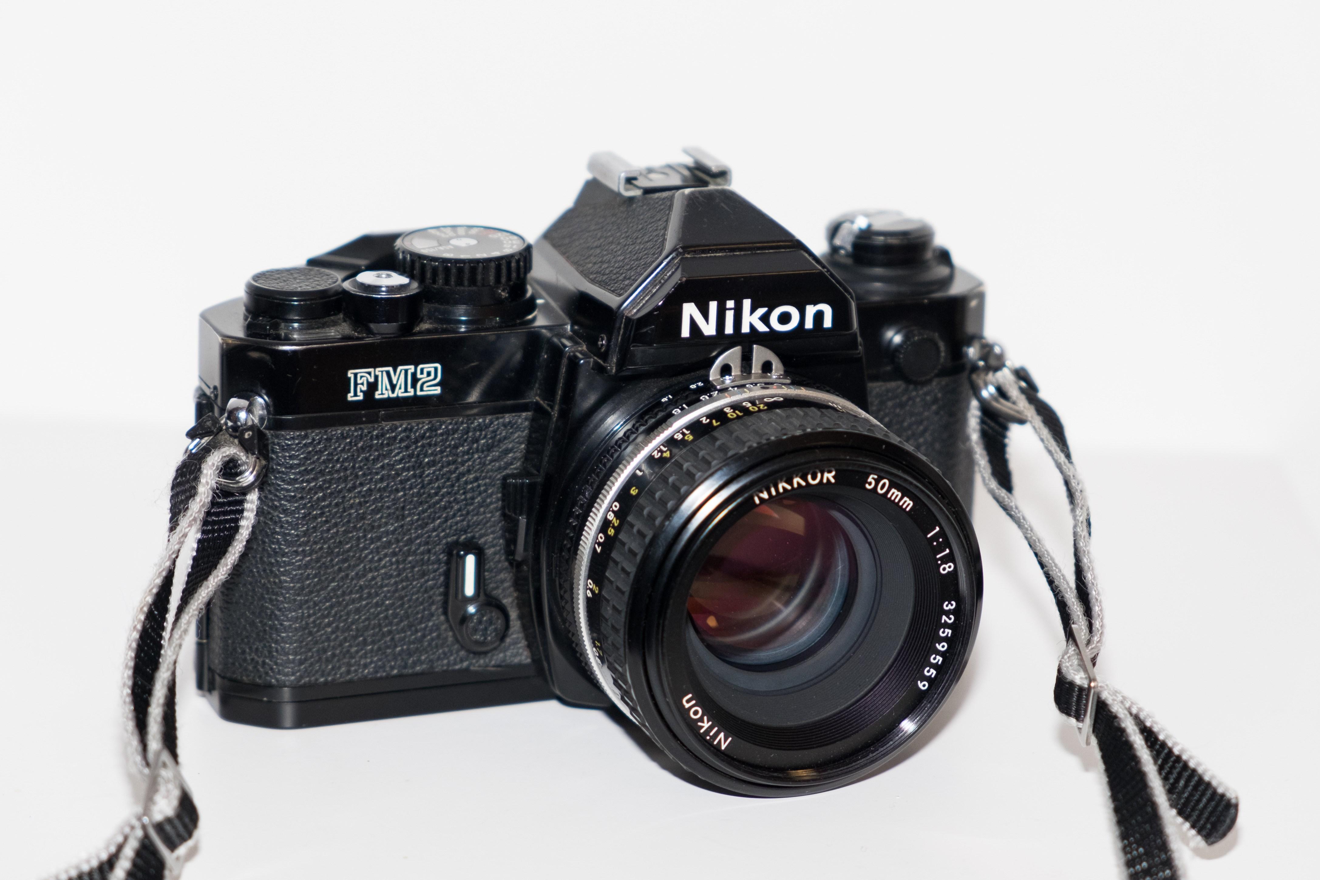 Resultado de imagen para Nikon FM2